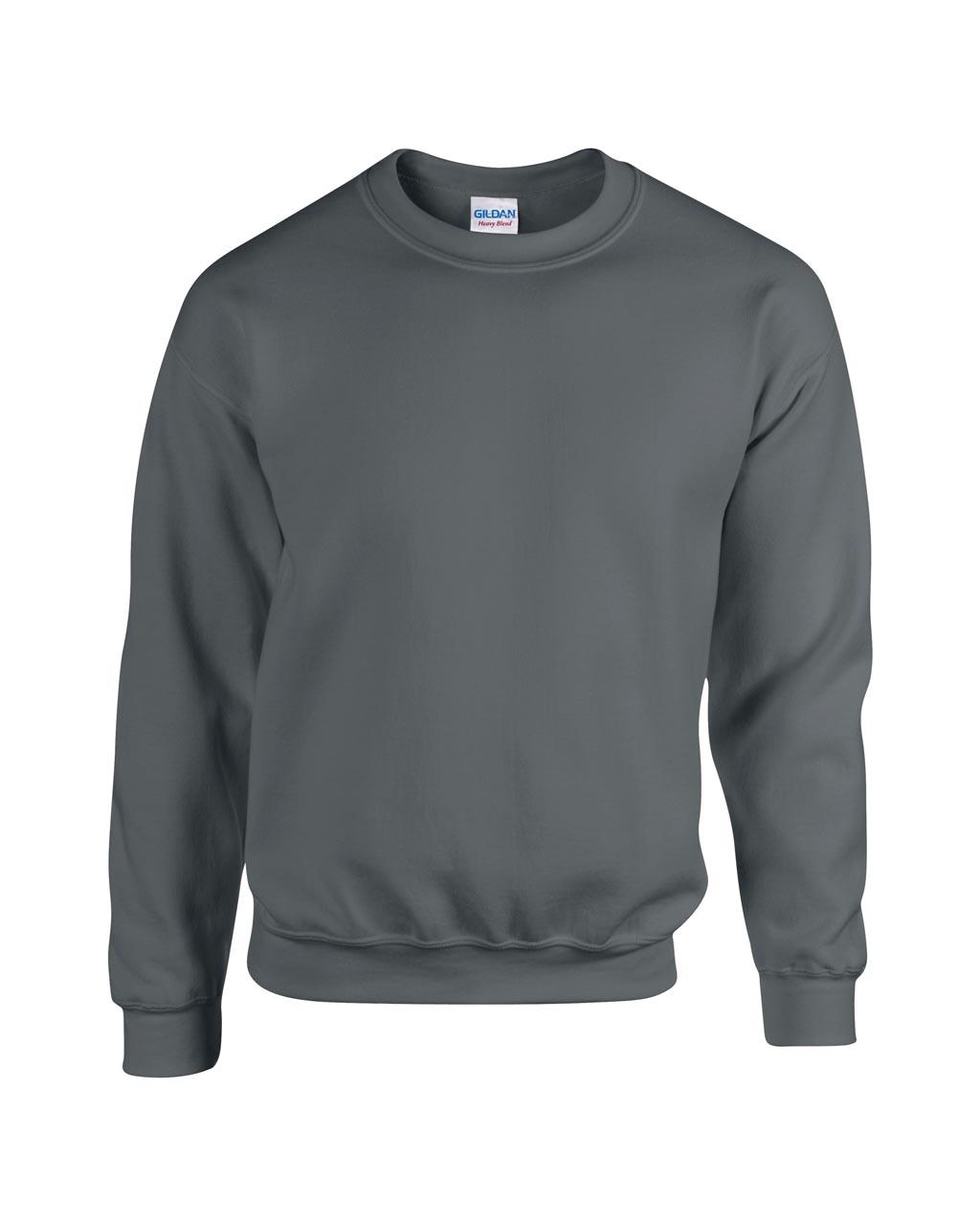 Gildan Sweatshirt charcoal
