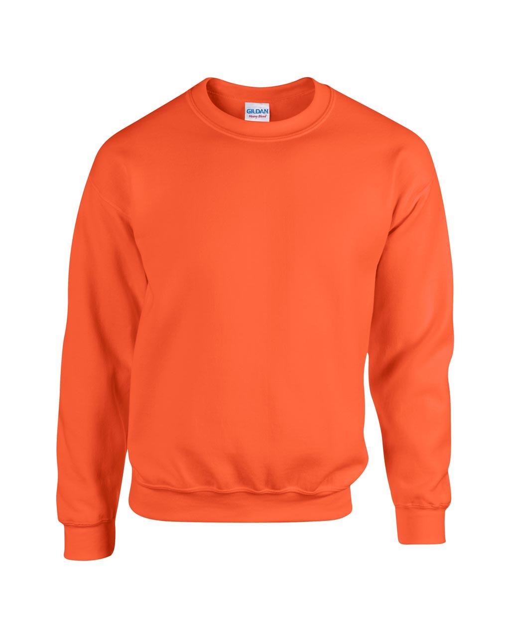 Gildan Sweatshirt narančasta