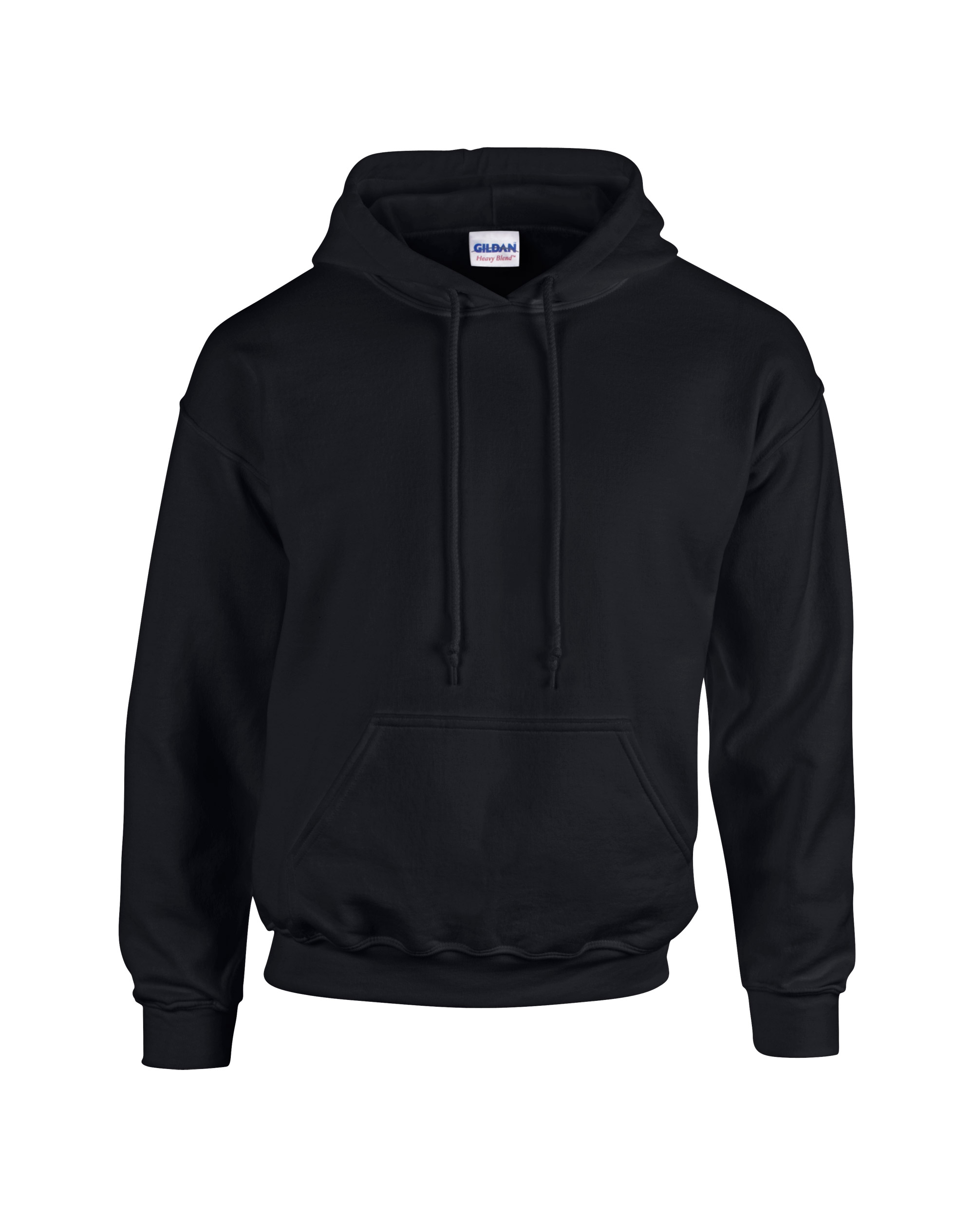 Majica HOODIE muška crna