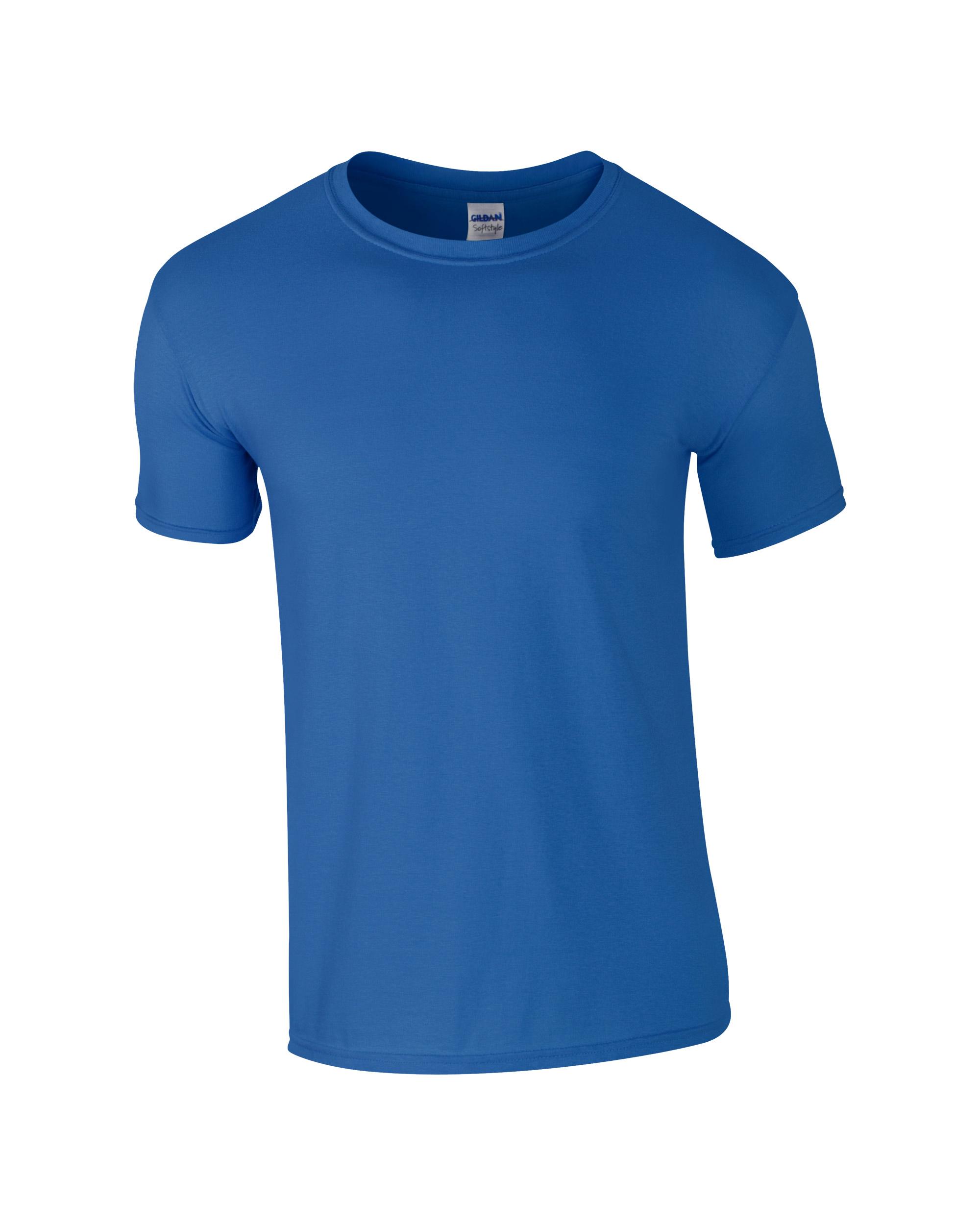 Muška T-shirt majica kratki rukav royal plava