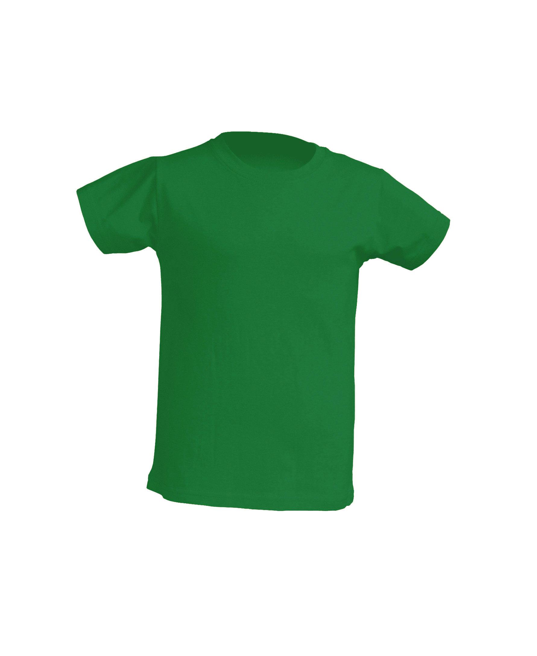 Dječja t-shirt majica kratki rukav kelly green